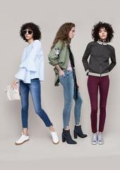 AG Adriano Goldschmied AG Farrah High Waist Skinny Jeans (Deep Currant)