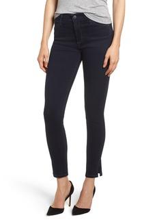 AG Adriano Goldschmied AG Farrah High Waist Split Hem Skinny Jeans (10 Years Cambria)