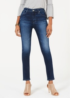 AG Adriano Goldschmied Ag Farrah Skinny Ankle Denim - High Rise Skinny Ankle