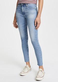 AG Adriano Goldschmied AG Farrah Skinny Jeans