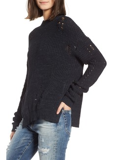 AG Adriano Goldschmied AG Finn Distressed Sweater