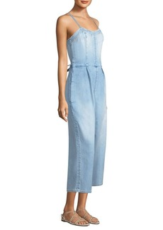 AG Adriano Goldschmied Gisele Denim Jumpsuit