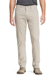 AG Adriano Goldschmied AG Graduate New Tapered Fit Twill Pants