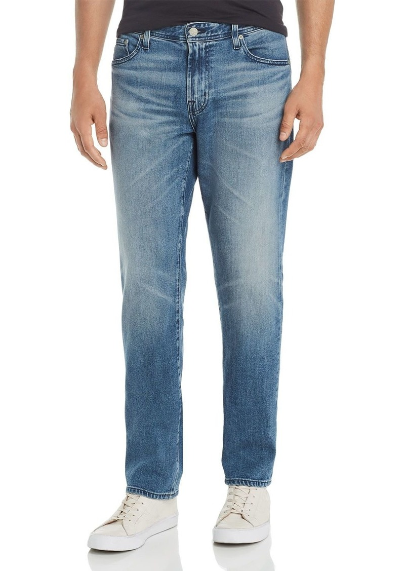 AG Adriano Goldschmied AG Graduate New Tapered Straight Slim Fit Jeans in 16 Year Saturn