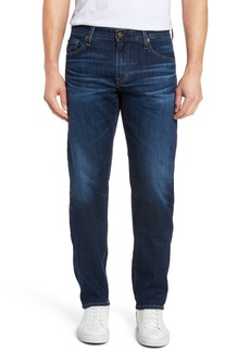 AG Adriano Goldschmied AG Graduate Slim Straight Fit Jeans (6 Years Projector)
