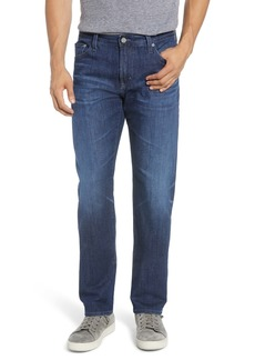 AG Adriano Goldschmied AG Graduate Slim Straight Fit Jeans (9 Years Linguist)