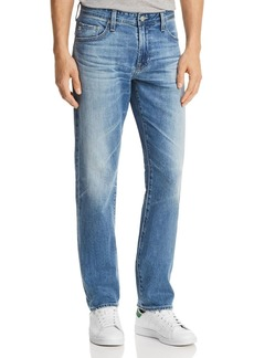 AG Adriano Goldschmied AG Graduate Slim Straight Fit Jeans in 16 Years Pluma