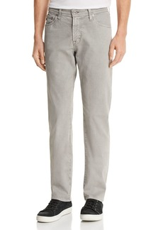 AG Adriano Goldschmied AG Graduate Slim Straight Fit Jeans in Sulfur Platinum