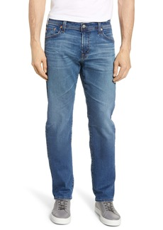 AG Adriano Goldschmied AG Graduate Slim Straight Leg Jeans (10 Years Sempre)