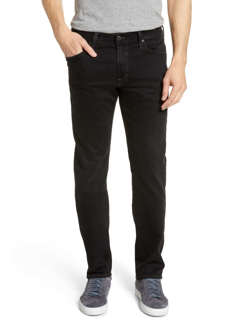 AG Adriano Goldschmied AG Graduate Slim Straight Leg Jeans (12 Years Aquifer)