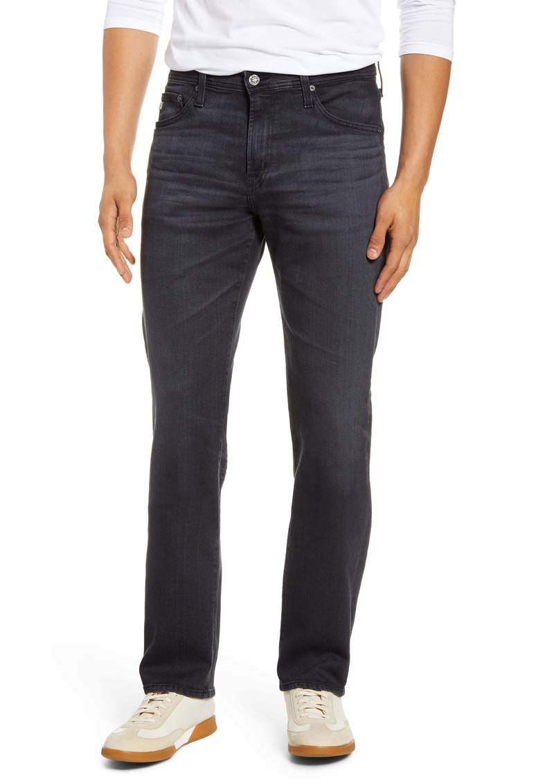 AG Adriano Goldschmied AG Graduate Slim Straight Leg Jeans (3 Years Archivist)