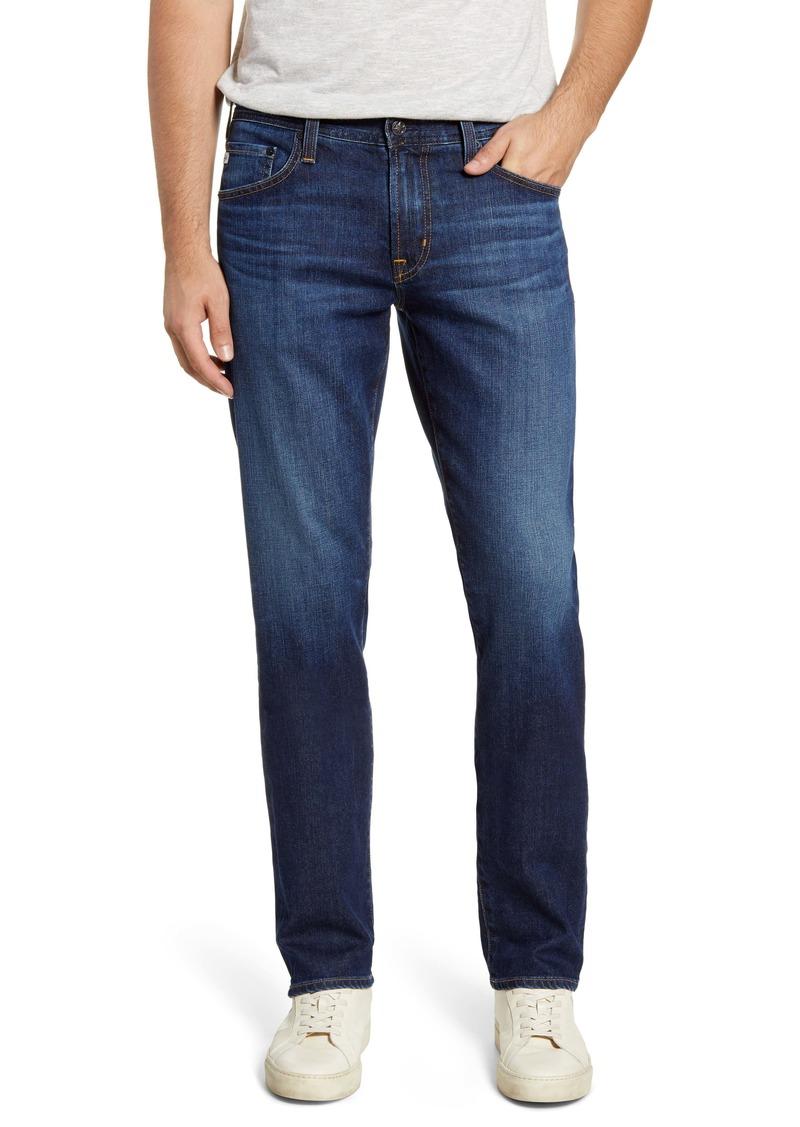 AG Adriano Goldschmied AG Graduate Slim Straight Leg Jeans (3 Years Sonata)