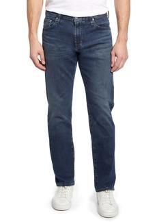 AG Adriano Goldschmied AG Graduate Slim Straight Leg Jeans (4 Years Ranger)
