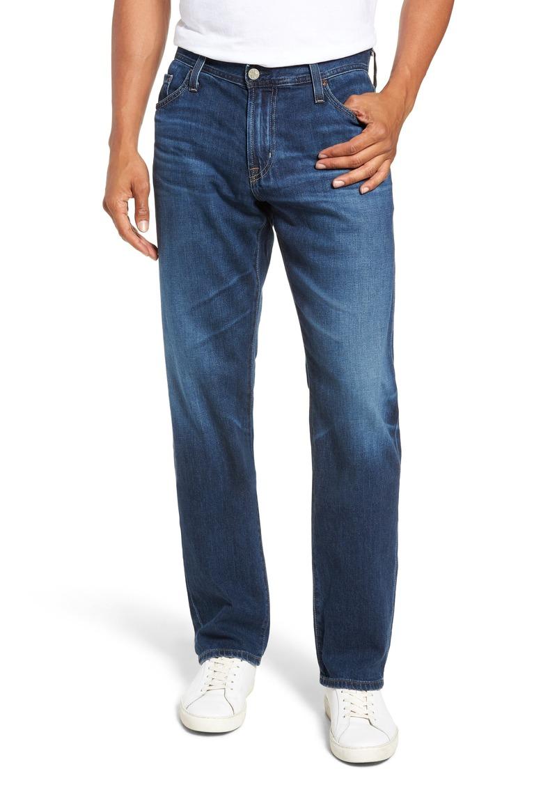 AG Adriano Goldschmied AG Graduate Slim Straight Leg Jeans (7 Year Cease)
