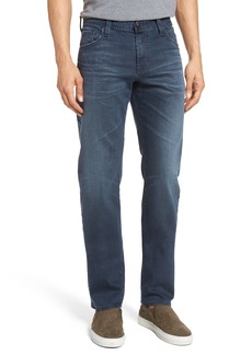 AG Adriano Goldschmied AG Graduate Slim Straight Leg Jeans (7 Years Blue Peril)