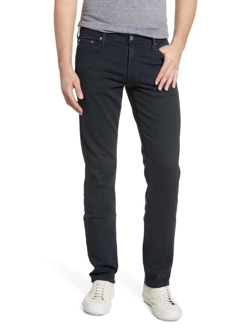 AG Adriano Goldschmied AG Graduate Slim Straight Leg Jeans (Dark Moth)