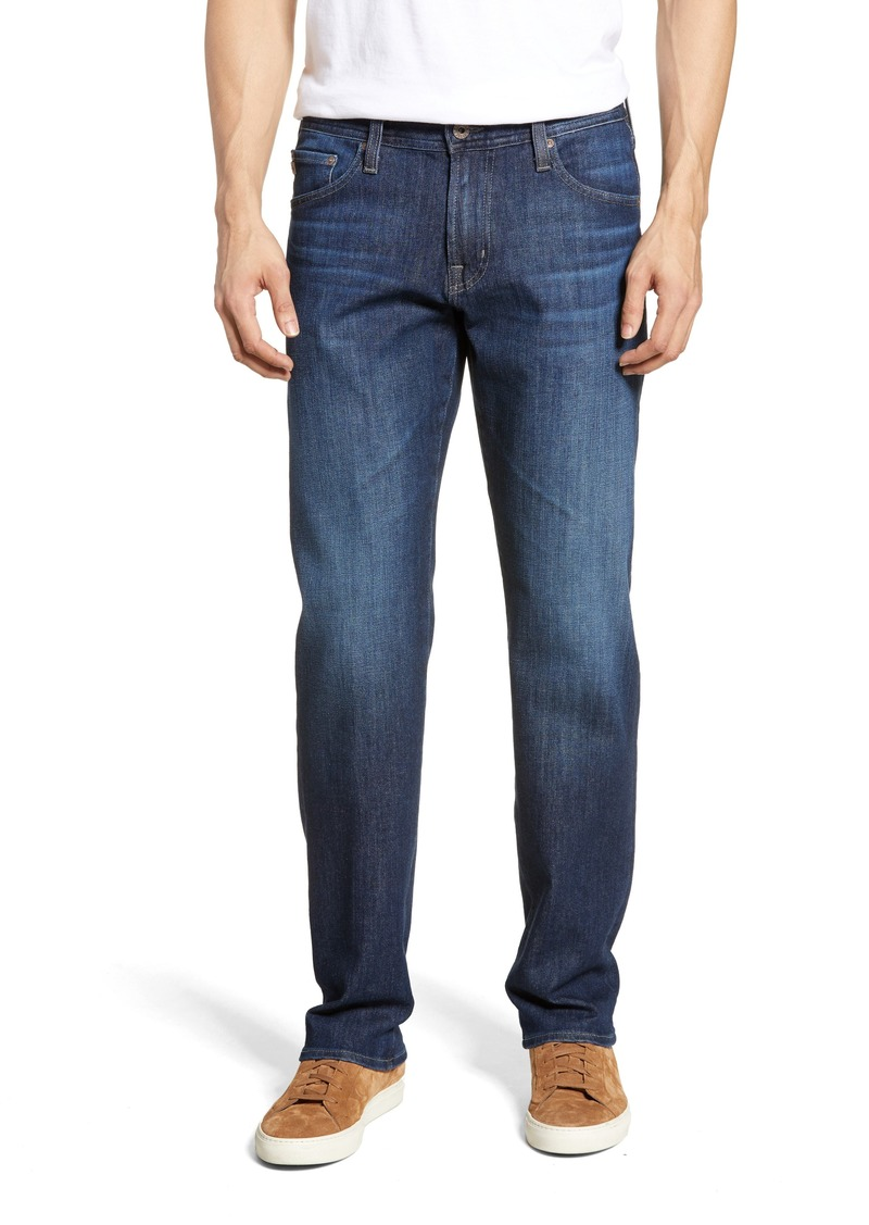 AG Adriano Goldschmied AG Graduate Slim Straight Leg Jeans (Gamma)