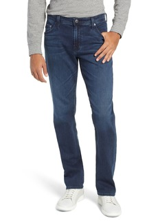 AG Adriano Goldschmied AG Graduate Slim Straight Leg Jeans (Halt)
