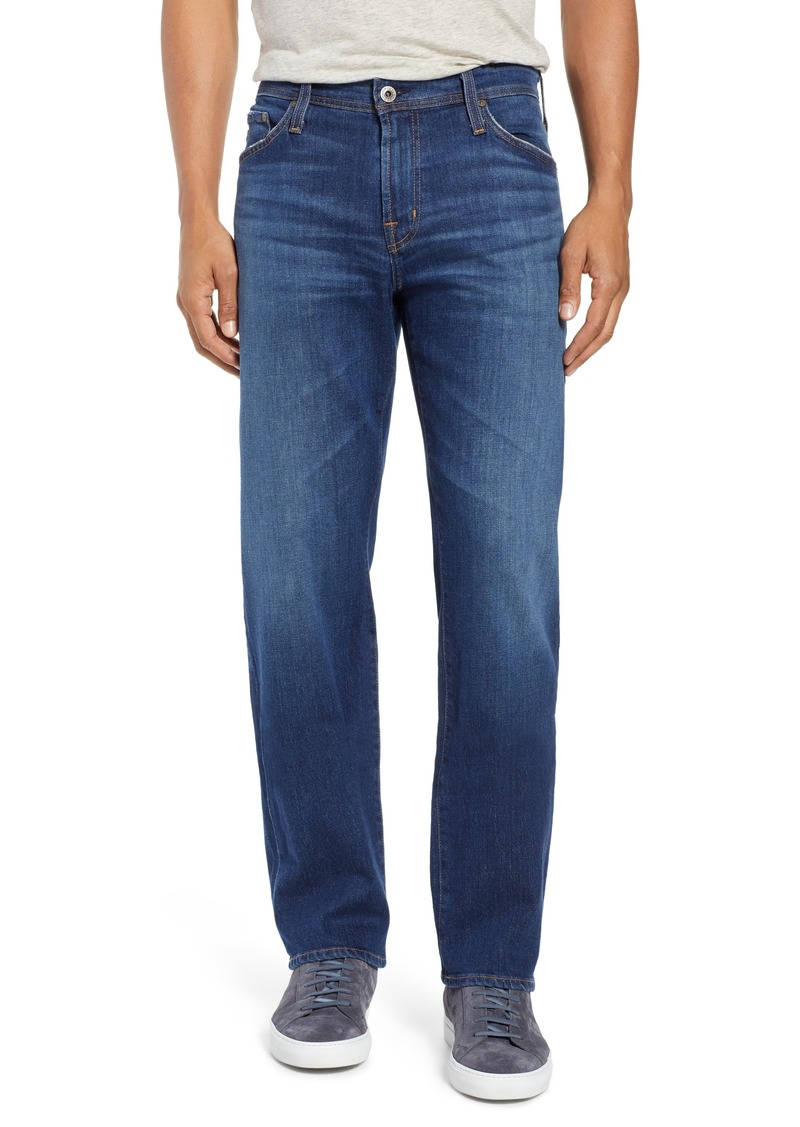 AG Adriano Goldschmied AG Graduate Slim Straight Leg Jeans (Recruit)