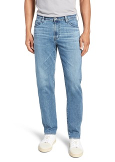 AG Adriano Goldschmied AG Graduate Slim Straight Leg Jeans (Sandpiper)