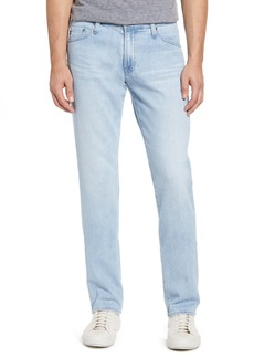 AG Adriano Goldschmied AG Graduate Slim Straight Leg Jeans (Sound)