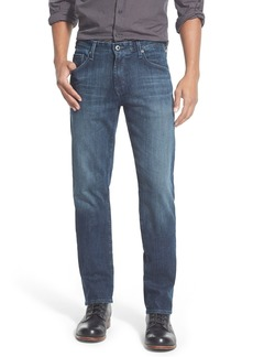 AG Adriano Goldschmied AG Graduate Slim Straight Leg Jeans (Stallow)