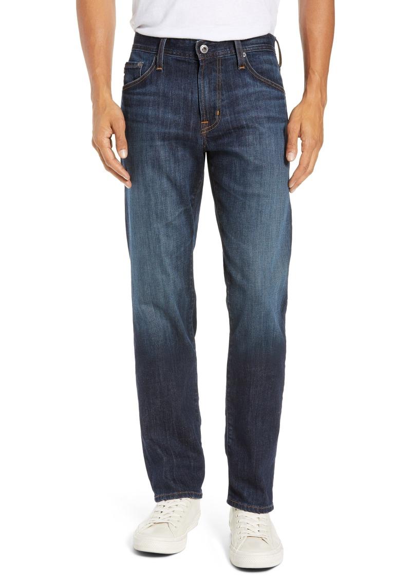 AG Adriano Goldschmied AG Graduate Slim Straight Leg Jeans (Wetherburn)