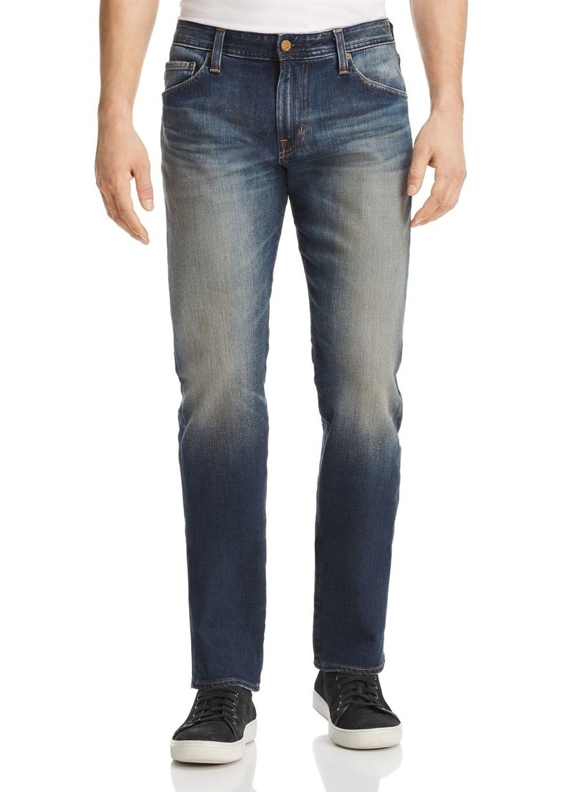 AG Adriano Goldschmied AG Graduate Straight Fit Jeans in 9 Years Faring