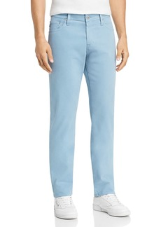AG Adriano Goldschmied AG Graduate Straight Slim Fit Pants in High Tide