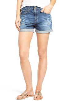 AG Hailey Ex-Boyfriend Denim Shorts (09 Years Exemption)
