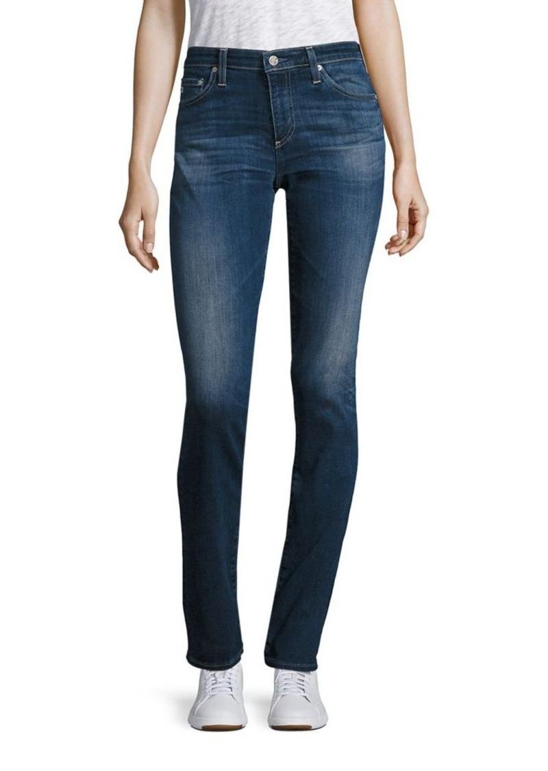 0eb96cee8fad AG Adriano Goldschmied AG Harper Essential Straight-Leg Jeans