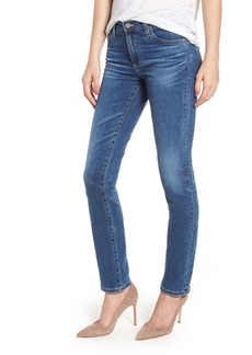 AG Adriano Goldschmied AG Harper Slim Straight Leg Jeans (Yard Bird)