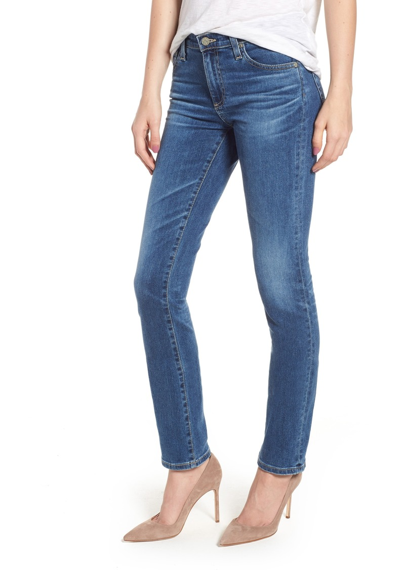 AG Adriano Goldschmied AG Harper Slim Straight Leg Jeans (10 Years Cambria)