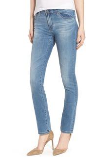 AG Adriano Goldschmied AG Harper Slim Straight Leg Jeans (Sea Sprite)