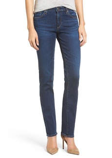 AG 'Harper' Slim Straight Leg Jeans (Workroom)