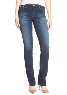 AG 'Harper' Straight Leg Jeans (4 Years Summer Blues)