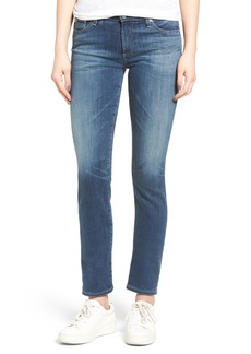 AG 'Harper' Straight Leg Jeans (5 Years Retrograde)