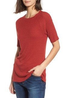 AG Adriano Goldschmied AG Irene Ribbed Tee