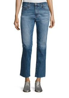 AG Isabelle 14 Years Daring Straight Cropped Jean