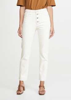 AG Adriano Goldschmied AG Isabelle Button-Up Jeans