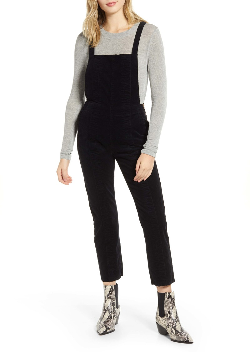 AG Adriano Goldschmied AG Isabelle Corduroy Overalls