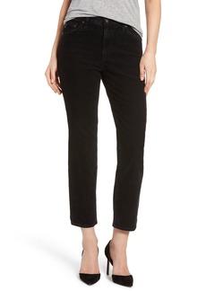 AG Isabelle High Waist Corduroy Jeans