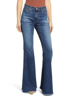 AG Adriano Goldschmied AG Iva High Waist Bell Bottom Jeans (10 Year Kindred)