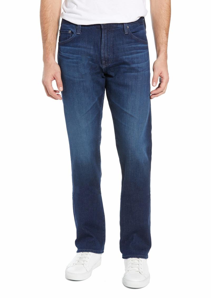 AG Adriano Goldschmied AG Ives Slim Straight Leg Jeans (Cross Creek)