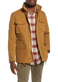 AG Adriano Goldschmied AG Jameson Field Jacket with Stowaway Hood