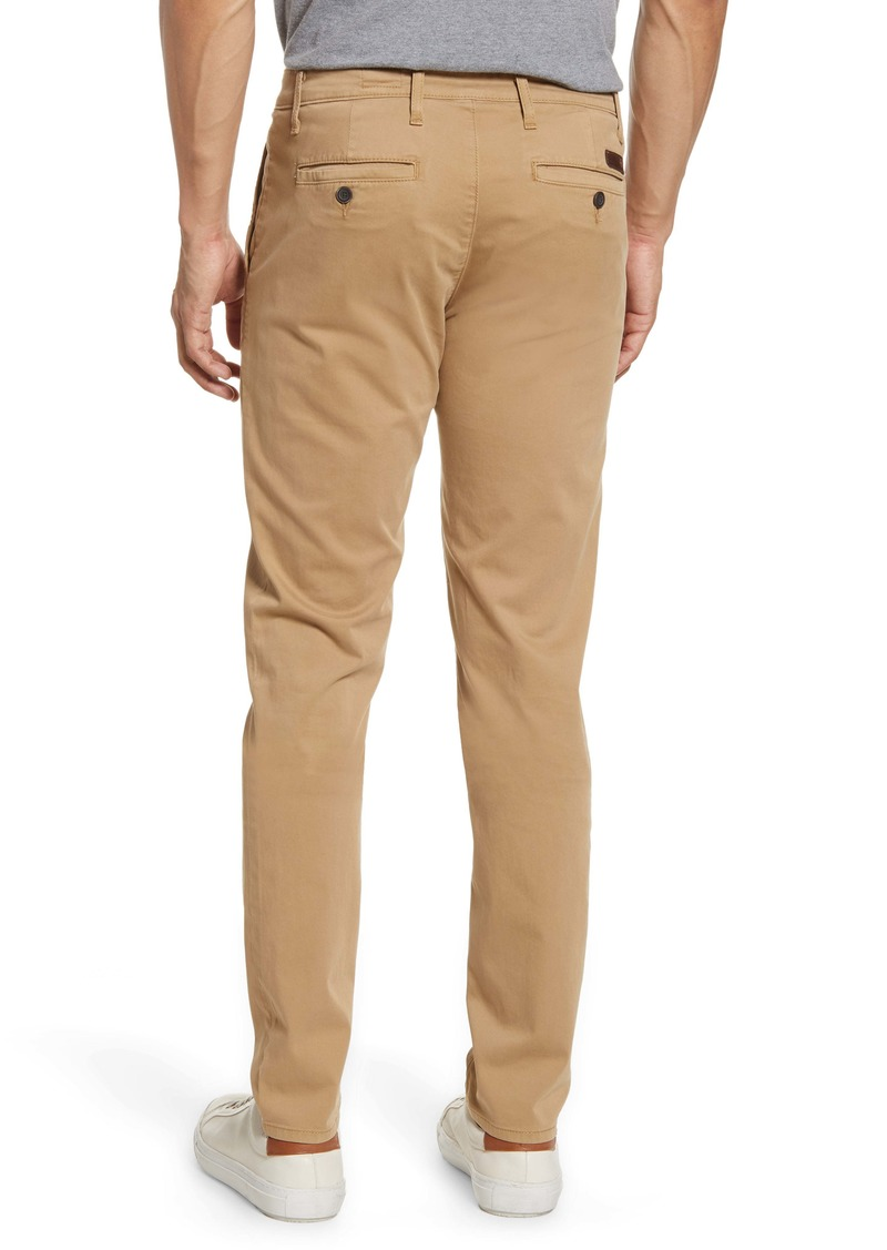 AG Adriano Goldschmied Mens The Jamison Modern Skinny Fit Chino Pant