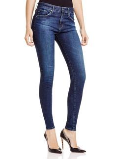 AG Farrah High Rise Skinny Jeans in Paradox