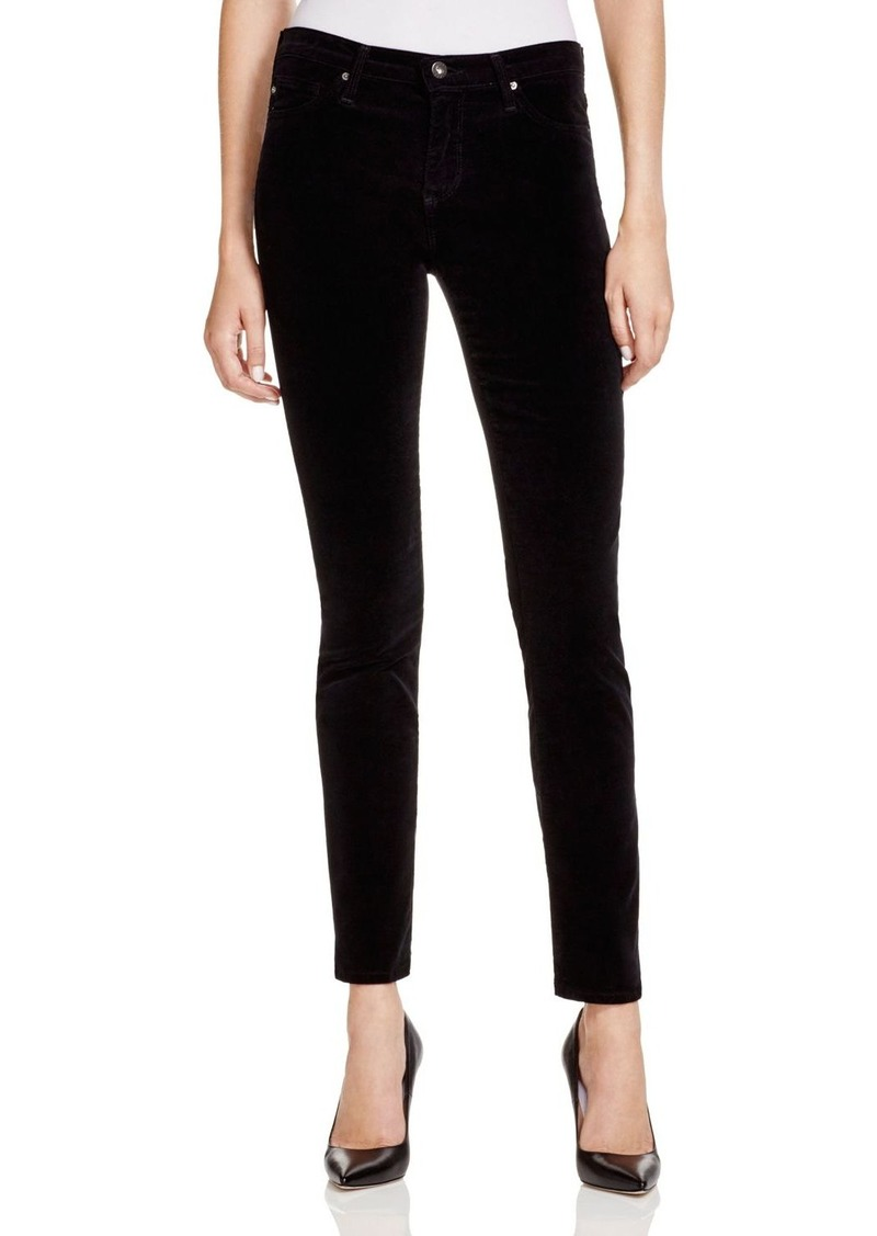 AG Adriano Goldschmied AG Jeans - Prima Corduroy in Black