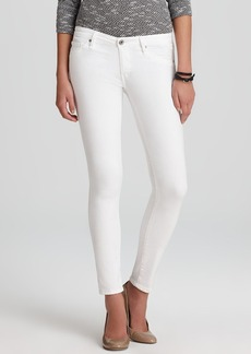 AG Adriano Goldschmied AG Jeans - The Legging Ankle in White