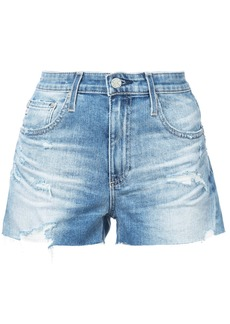 AG Adriano Goldschmied Ag Jeans Bryn shorts - Blue